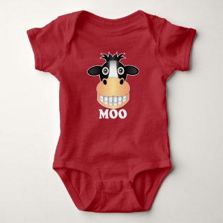 Body MOO -  de combinaison du Jersey de bébé