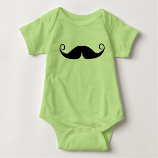 Body Moustache Onsie