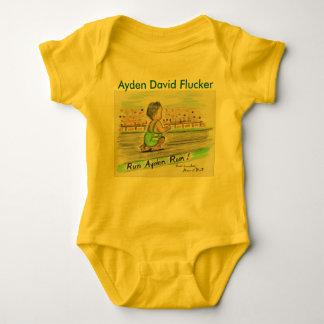 Body Onsie jaune d'Ayden