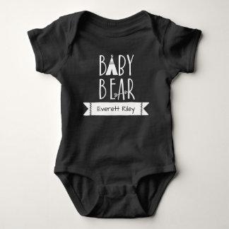 """Body """"Ours de bébé"""" - personnalisé"""