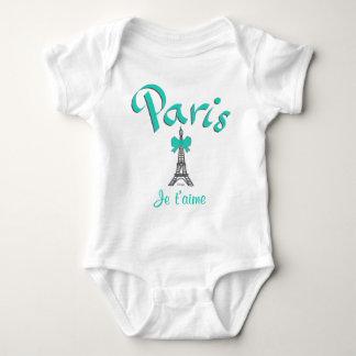 Body Paris, t'aime de Je de franc, vous aiment,