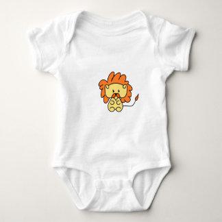 Body Petite conception de lion