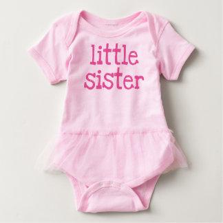 Body Petite soeur des textes roses
