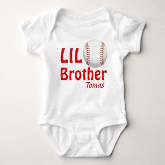 Body Peu de base-ball de frère de Lil/cousin/soeur