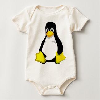 Body Pingouin Linux Tux