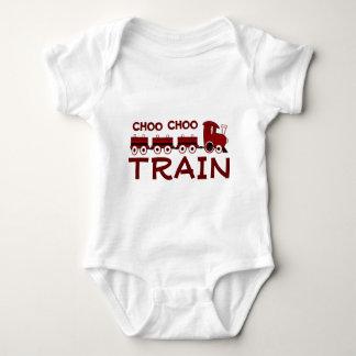 Body Plante grimpante de nourrisson de train de Choo