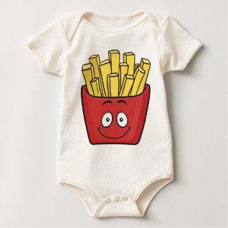 Body Pommes frites d'Emoji