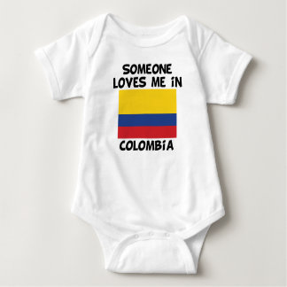Body Quelqu'un en Colombie m'aime