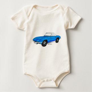 Body Rayon de 66 Corvette Sting