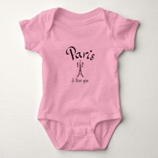 Body Rose de Tour Eiffel de Paris, France