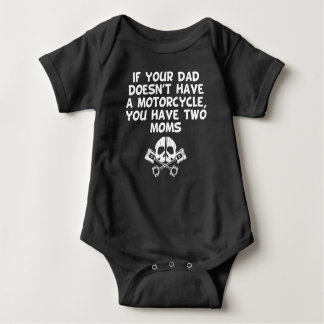 Body Si votre papa n'a pas une moto vous avez deux
