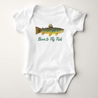 """Body """"Soutenu pêche humoristique de bébé pour piloter"""