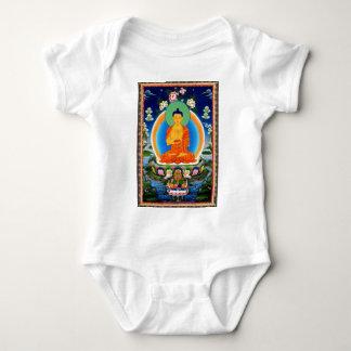 Body Tibétain Thangka Prabhutaratna Bouddha