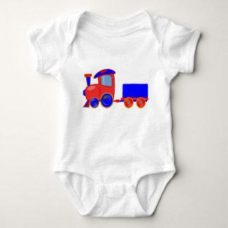 Body Train de Choo Choo - combinaison de bébé