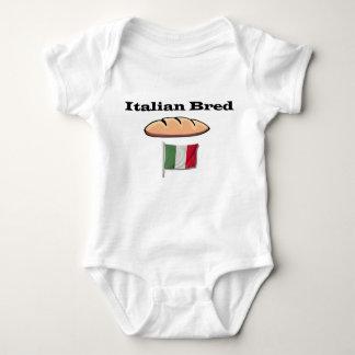 Body Type multiplié italien chemise d'Onsie de bébé