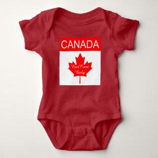 Body Une seule pièce de feuille   d'érable du Canada de