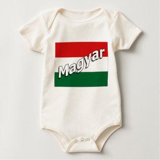 Body Une seule pièce magyar de bébé