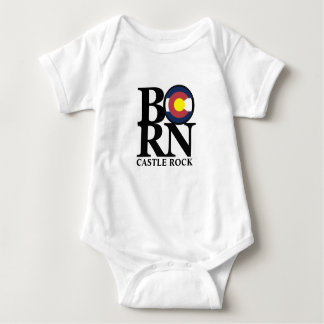 Body Une seule pièce NÉ de bébé du Colorado de Castle