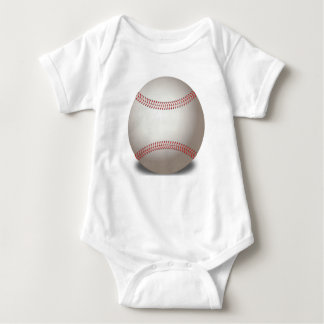 Body Vêtements de bébé de base-ball