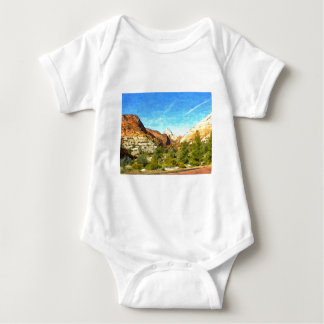 Body Vue du sud de l'Utah