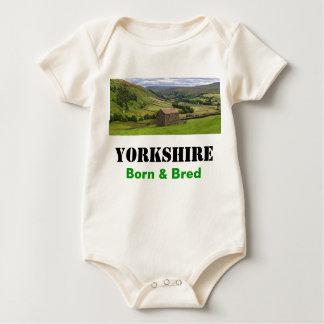 Body Yorkshire soutenu et a multiplié la plante