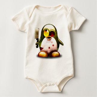 Body Zombi Tux (Linux Tux)