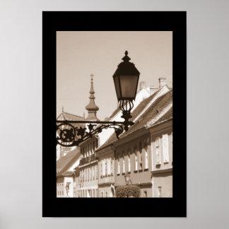 Boedapest Poster