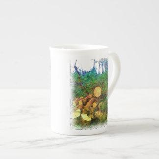 bois d'arbre mug
