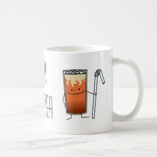 Boisson heureuse Thaïlande de thé glacé Mug
