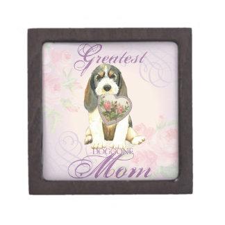 Boîte À Babioles De Première Qualité Maman de coeur de PBGV