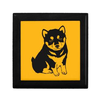 Boîte à bijoux 2018 chinoise d'année de chien de