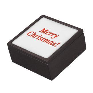Boîte À Bijoux De Première Qualité Joyeux Noël ! Joyeux Noël en anglais. rf