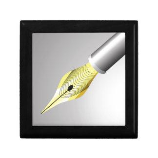 Boîte À Souvenirs 95Shiny stylo-plume Nib_rasterized