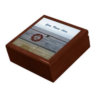 Boîte À Souvenirs À la balustrade personnalisée