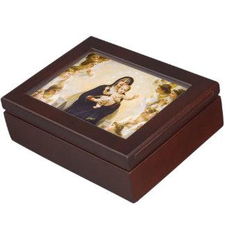 Boîte À Souvenirs Anges du royaume de la gloire