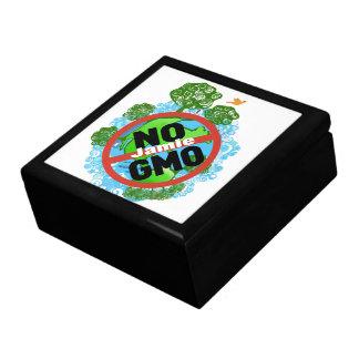 BOÎTE À SOUVENIRS AUCUN GMO