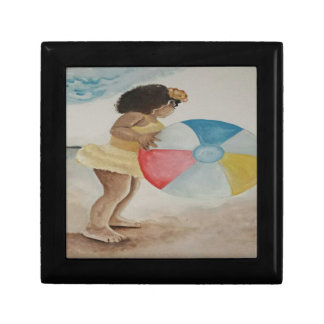 Boîte À Souvenirs Ballon de plage