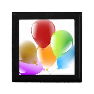 Boîte À Souvenirs Ballons
