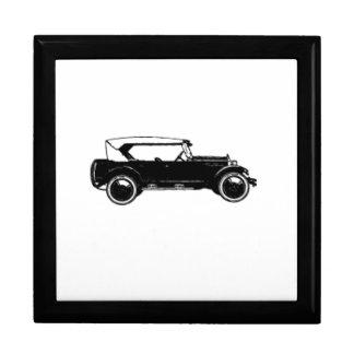 Boîte À Souvenirs Belle et simple voiture vintage