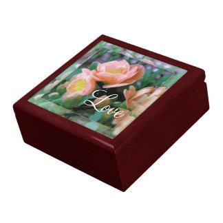 Boîte À Souvenirs Boîte-cadeau florale