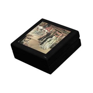 Boîte À Souvenirs Boule à bord par James Tissot, art victorien
