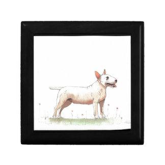 Boîte À Souvenirs Bull-terrier anglais