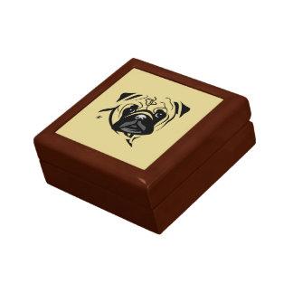 Boîte À Souvenirs Cadeaux d'amant de carlin