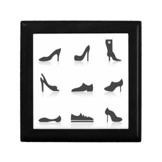 Boîte À Souvenirs Chaussures d'icône