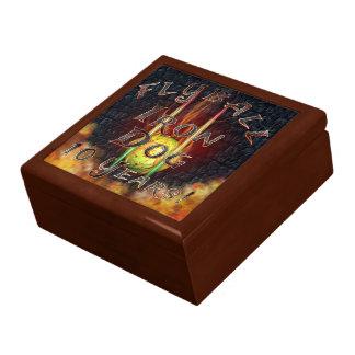Boîte À Souvenirs Chien de fer de Flamz Flyball - 10 ans de