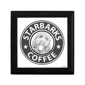 Boîte À Souvenirs chien Starbucks
