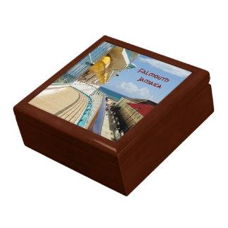Boîte À Souvenirs Coutume de quai de Falmouth