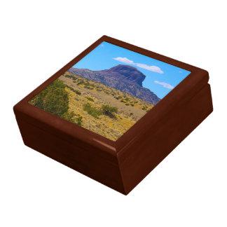 Boîte À Souvenirs Crête de Cabezon, Nouveau Mexique