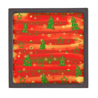 Boîte À Souvenirs De Première Qualité Magie de Noël