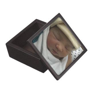 Boîte À Souvenirs De Première Qualité Votre propre photo de bébé